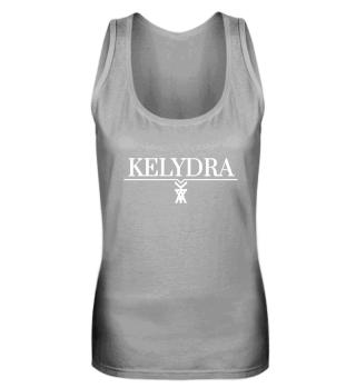 Kelydra Logo Wmns Tank Blk