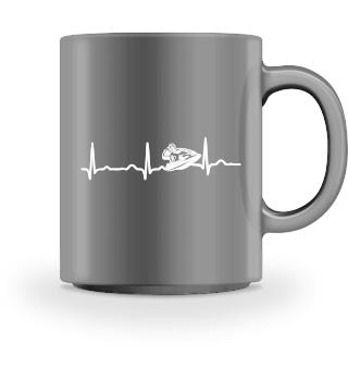 GIFT - ECG HEARTLINE JET SKI