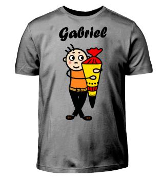 Gabriel - Einschulung I-Dötzchen