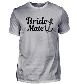 Bachelorette Party Wedding Bride Anchor