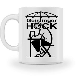 Tassen Geislinger Hock mit Logo