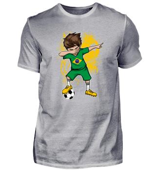 Brasilien Fußball Junge Dab WM