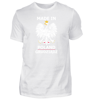MADE IN POLAND Grudziadz