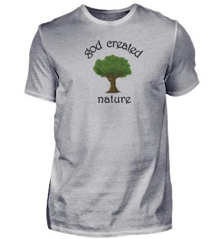 Gott, Natur, Geschenk, Bäume