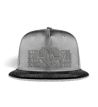 Heiß genug um dich umzuhauen - Cap