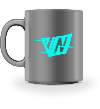 NeruxVace Tasse Logo blau