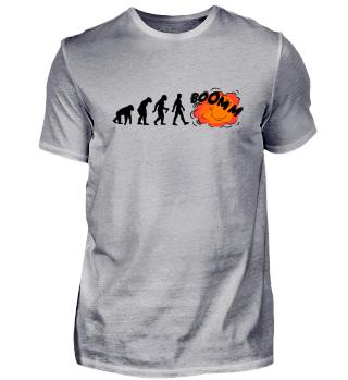 Evolution Of Humans - Boomm End I