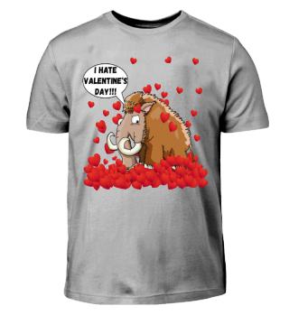 I hate Mammut Liebe Shirt