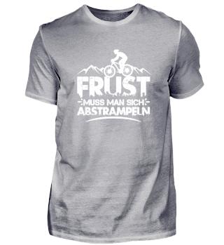 Fahrrad - Frust abstrampeln - Radsport