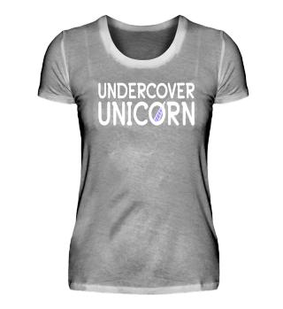 UNDERCOVER UNICORN ++ EINHORN
