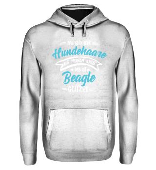 Beagle Shirt-Glitzer