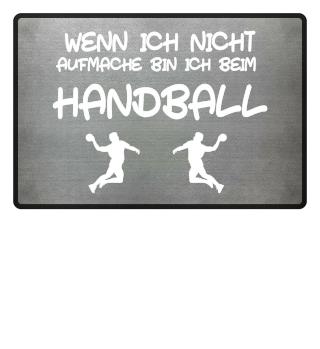Handball Fussmatte