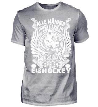 Alle Männer sind gleich aber...:Eishockey