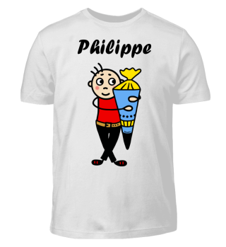 Philippe - Einschulung I-Dötzchen