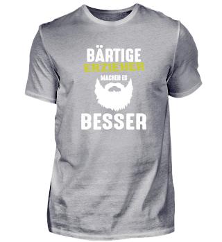 Erzieher Bart Beard Geschenk