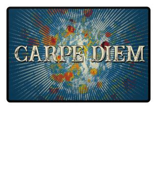 CARPE DIEM - Halftone Star bunt I