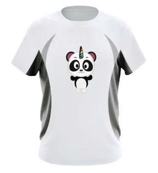 Always be yourself cute Panda baby I am
