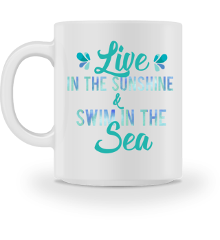 Mug-Summer- Sun and Sea