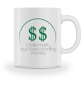 GIFT- I LOVE COUNTING MONEY