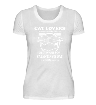Cat Valentine Love Gift Apparel Women