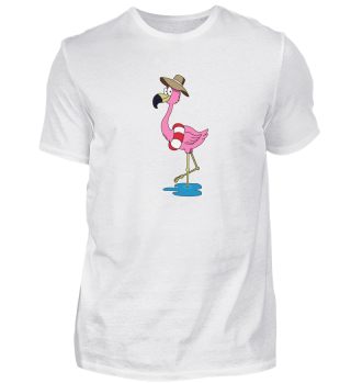 Summer Gift Flamingo Holiday Vacation