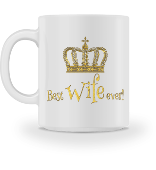 ♛ Royal Crown - Best Wife Ever