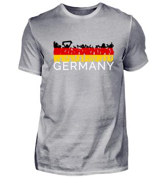Germany Deutschland Fußball Geschenk