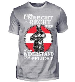 Wenn Unrecht zu Recht wird - Österreich