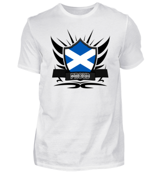 Scotland Proud Flag 011