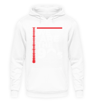 WE ARE THE90S DJ QUICKSILVER Hoodie