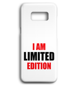☛ I AM LIMITED EDITION #1RSH
