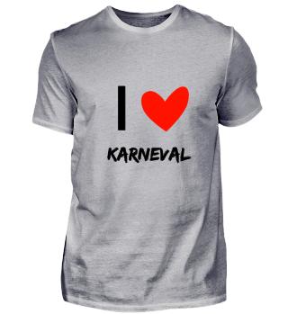 I Love Karneval