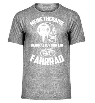 Meine Therapie Fahrrad
