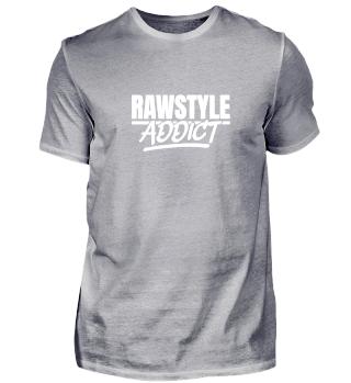 Hardstyle Merchandise | Rawstyle Addict