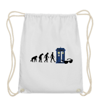 Evolution Of Humans - Police Box VIII