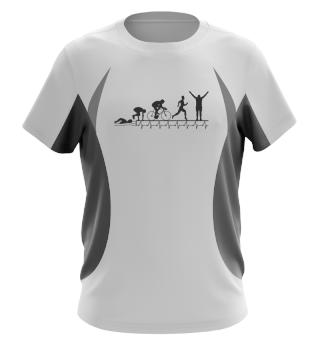 Triathlon Funktionsshirt Herren