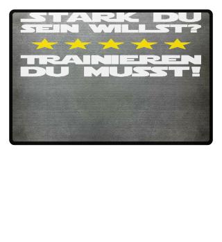 ★ Stars - Trainieren Du Musst II