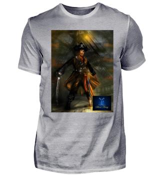 Pirat Silent Army mit Logo