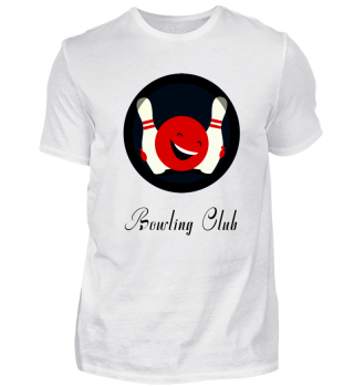 Bowling Club schwarz