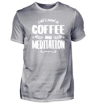 Meditation & Coffee