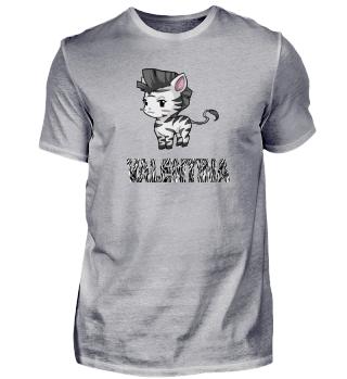 Zebra Valentina T-Shirt