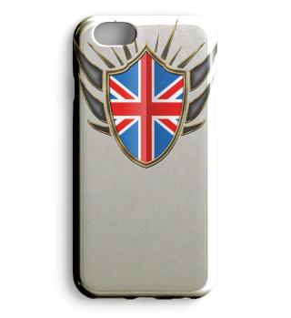 Großbritannien Wappen Flagge 014