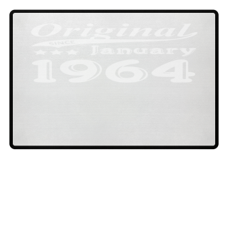Original Since January 1964