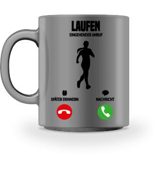 Telefon Laufen ruft mich! Geschenk