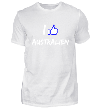 I LIKE AUSTRALIEN