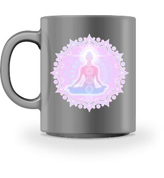 Yoga Lotus Meditation Chakren I