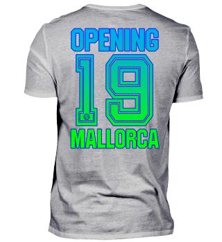 Mallorca OPENING 2019 | Malle Shirt