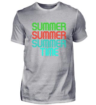 SUMMER SUMMER TIME Summer Gift