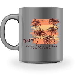 Kaffeetasse Sunset | Teneriffa / Kanaren