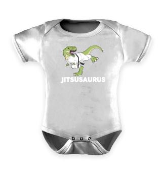 Jiu Jitsu Martial Arts Jitsusaurus T-Rex